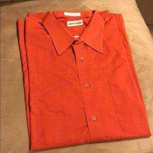 Like new Pierre Cardin Dress Shirt 17.5/34-35